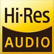 Аудио высокого разрешения